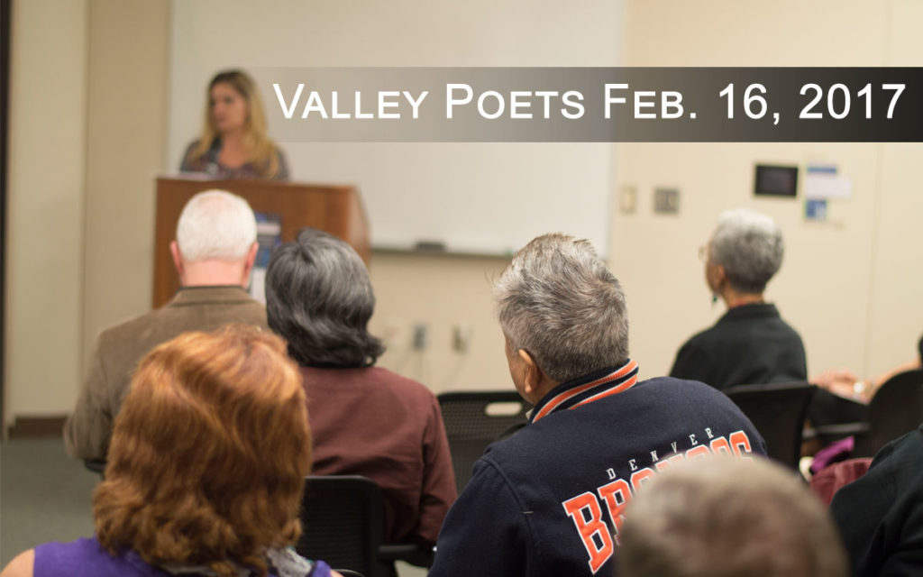 Valley Poets Night
