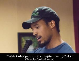 Caleb Coley