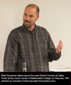 Matt Woodman