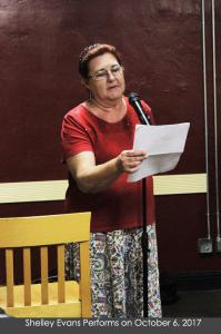 Shelley Evans