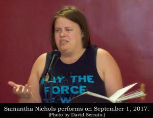 Samantha Nichols