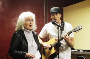 Kyle Olson & Linda Olson